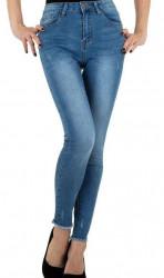 Dámske pohodlné jeansy Q4835