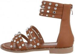 Dámske pohodlné sandále I0533