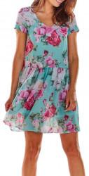 Dámske pohodlné šaty N1090