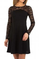 Dámske pohodlné šaty Voyelles Q5080