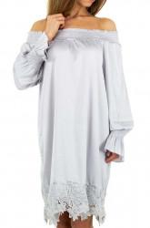 Dámske pohodlné šaty Voyelles Q5085