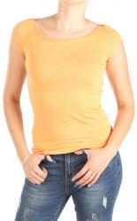 Dámske pohodlné tričko BERSHKA W1029
