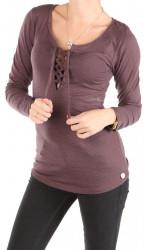 Dámske pohodlné tričko Eight2Nine W1525