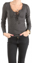 Dámske pohodlné tričko Eight2Nine W1526