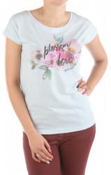 Dámske pohodlné tričko Fresh Made W2268