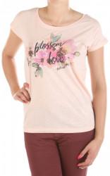 Dámske pohodlné tričko Fresh Made W2269