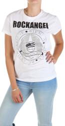 Dámske pohodlné tričko Rock Angel W0573