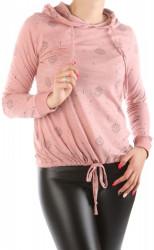 Dámske pohodlné tričko Sublevel W2289