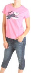 Dámske pohodlné tričko Wuwi W0629