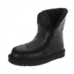 Dámske pohodlné zimné topánky Q0227