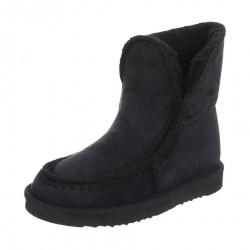 Dámske pohodlné zimné topánky Q0250
