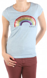 Dámske pohodové tričko Fresh Made W2246