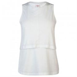 Dámske predĺžené tričko Lee Cooper J4755