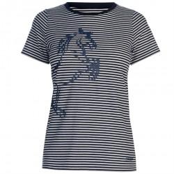 Dámske pruhované tričko Requisite H4707