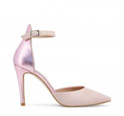 Dámske sandále na podpätku Paris Hilton L3069