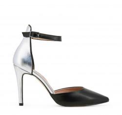 Dámske sandále na podpätku Paris Hilton L3070