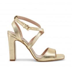 0097fd0f4dde Dámske sandále na podpätku Paris Hilton L3087