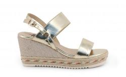 Dámske sandále na podpätku XTI L3166