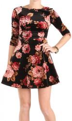 Dámske šaty do spoločnosti New Look W1375