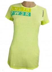 Dámske športové tričko Reebok A0742