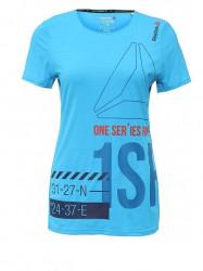 Dámske športové tričko Reebok A0828