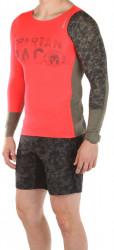 Dámske športové tričko Reebok s dlhým rukávom X9974