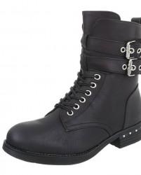 202de1a3d0 Dámske štýlové členkové topánky Q2817