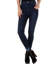 Dámske štýlové jeansy Daysie Q3007