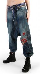 Dámske štýlové jeansy Desigual L1674
