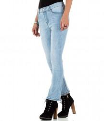 Dámske štýlové jeansy Laulia Q2831