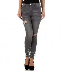 Dámske štýlové jeansy Laulia Q3031