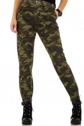 Dámske štýlové jeansy Laulia Q3312