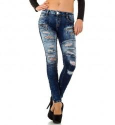 Dámske štýlové jeansy Original Denim Q1875
