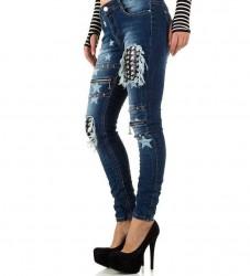 Dámske štýlové jeansy Original Denim Q2165
