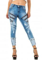Dámske štýlové jeansy Original Denim Q2512