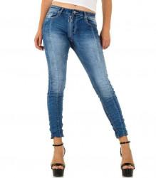 Dámske štýlové jeansy Place Du Jour Q4157