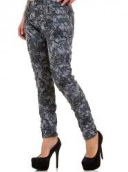 Dámske štýlové jeansy Place Du Jour Q4269