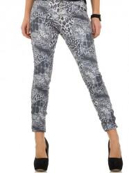 Dámske štýlové jeansy Place Du Jour Q4271