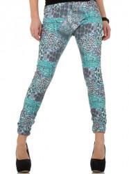 Dámske štýlové jeansy Place Du Jour Q4276