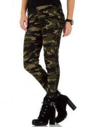 Dámske štýlové nohavice Holala Q3303