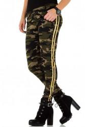 Dámske štýlové nohavice Holala Q3304