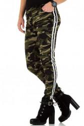 Dámske štýlové nohavice Holala Q3305