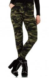 Dámske štýlové nohavice Holala Q3484