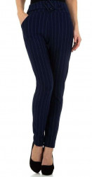 Dámske štýlové nohavice Holala Q4462
