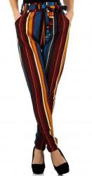 Dámske štýlové nohavice Holala Q4598