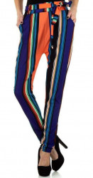Dámske štýlové nohavice Holala Q4600