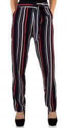 Dámske štýlové nohavice Holala Q4605