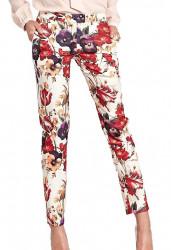 Dámske štýlové nohavice N1127