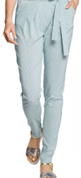 Dámske štýlové nohavice N1157