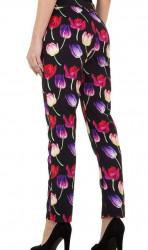 Dámske štýlové nohavice Q4760 #2